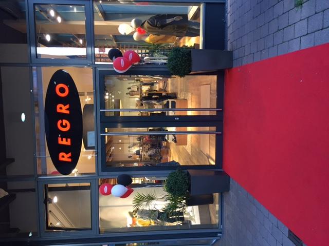 Ladenfront REGRO GmbH