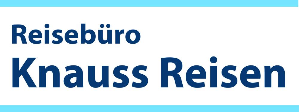 Ladenfront Reisebüro Knauss-Reisen